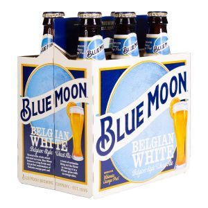 Blue Moon Belgian White 6 Pack