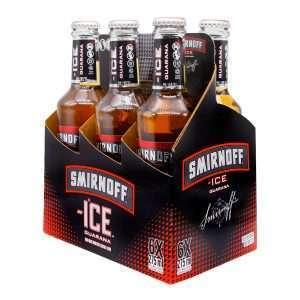Smirnoff Ice Guarana 6 Pack