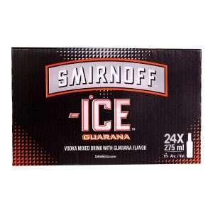 Smirnoff Ice Guarana 24 Case